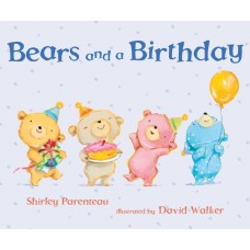 Bears and a Birthday (Paperback)