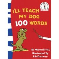 I'll Teach My Dog 100 Words (Paperback) Michael Frith