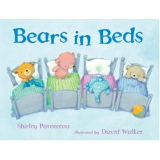Bears in Beds (Paperback)