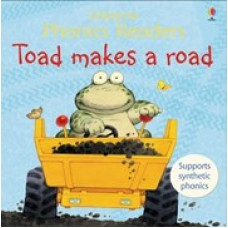 Toad makes a road (Paperback)