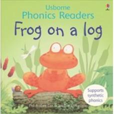 Frog on a log (Paperback)