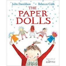 The Paper Dolls (Paperback) Julia Donaldson