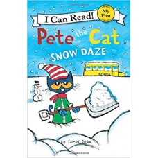 Pete the Cat: Snow Daze (Paperback)