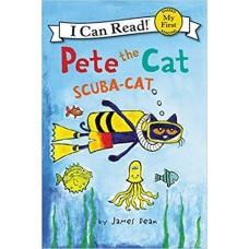 Pete the Cat: Scuba-Cat (Paperback)