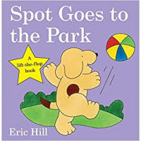 Spot Goes to the Park (Paperback) Уценка!