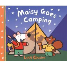 Maisy Goes Camping (Paperback)