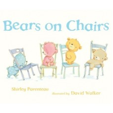 Bears on Chairs (Paperback)