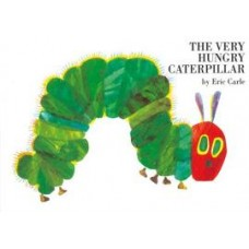 The Very Hungry Caterpillar (Board)  Eric Carle