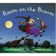 Room on the Broom (Paperback) Julia Donaldson