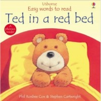 Ted in a Red Bed (Paperback) Уценка!