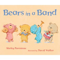 Bears in a Band (Paperback)