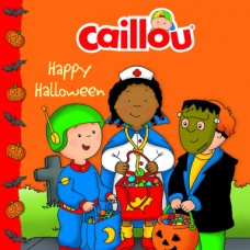 Caillou: Happy Halloween (Paperback) Уценка!