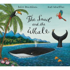 The Snail and the Whale (Paperback) Julia Donaldson