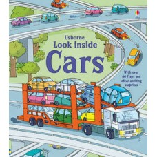 Look Inside: Cars (Board)