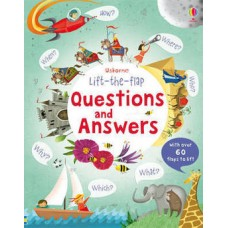 Lift-the-Flap Questions & Answers (Board)