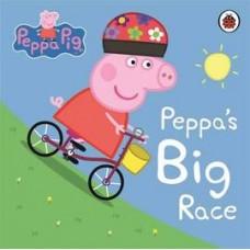 Peppa Pig: Peppa's Big Race (Paperback)