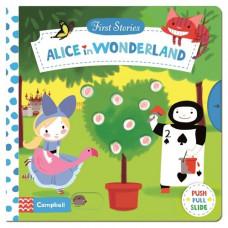 Alice in Wonderland (Board) First Stories