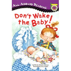Don't wake the baby (Paperback) Aboard reading