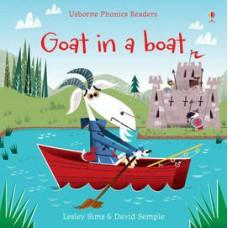 Goat in a Boat (Paperback)