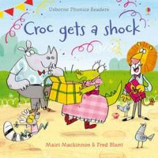 Croc Gets a Shock (Paperback)