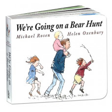 We're going on a bear hunt (board)