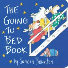The Going-To-Bed Book (Board)