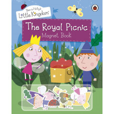Ben and Holly's Little Kingdom: The Royal Picnic Magnet Book (board)