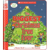 The Biggest Christmas Tree Ever (Hardcover)
