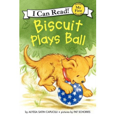 Biscuit Plays Ball (Paperback)