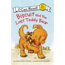 Biscuit and the Lost Teddy Bear (Paperback)