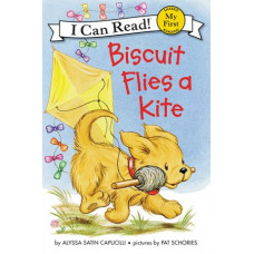 Biscuit Flies a Kite (Paperback)