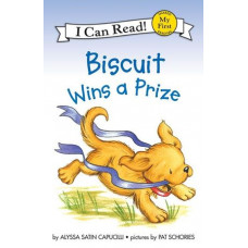 Biscuit Wins a Prize (Paperback)