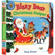 Bizzy Bear: Christmas Helper (Board)