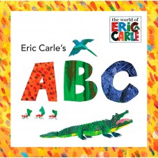 ABC (Paperback) Eric Carle
