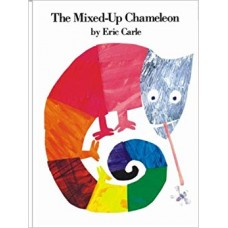 The Mixed-up Chameleon (Paperback) Eric Carle