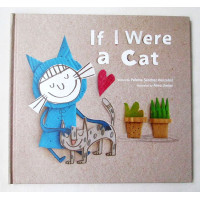 If I Were a Cat (Hardcover)