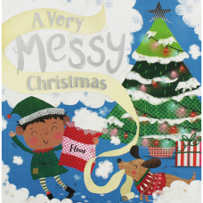 A Very Messy Christmas (Paperback)