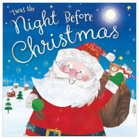 Twas the Night Before Christmas (Paperback)