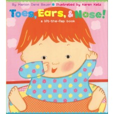 Toes, Ears, & Nose! (Board) By Karen Katz