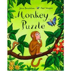 Monkey Puzzle (Paperback)