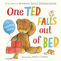 One Ted Falls Out of Bed (Paperback) Julia Donaldson