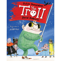 The Troll (Paperback) Julia Donaldson