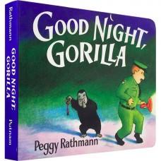 Good Night, Gorilla (Board)
