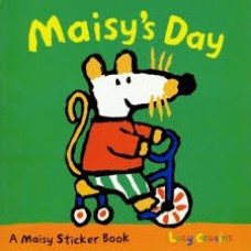 Maisy's Day Stickerbook (Paperback)