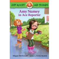 Amy Namey in Ace Reporter (Paperback) Judy Moody