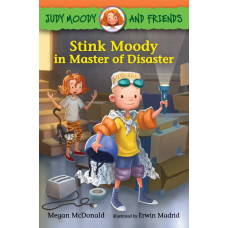 Stink Moody in Master of Disaster (Paperback) Judy Moody