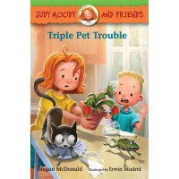 Triple Pet Trouble (Paperback) Judy Moody