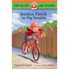 Jessica Finch in Pig Trouble (Paperback) Judy Moody