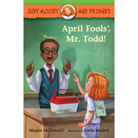 April Fools', Mr. Todd! (Paperback) Judy Moody