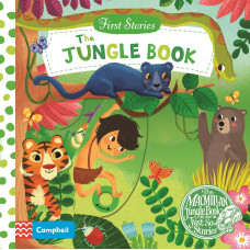 The Jungle Book (Board) First Stories